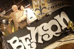 New Orleans Saints 2015 Football Headshots